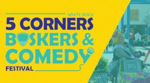 White Rock 5 Corners Buskers Festival 2020