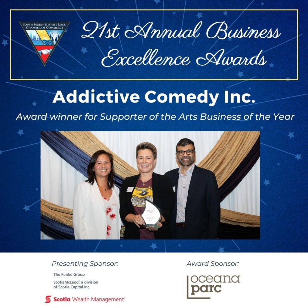 Business Excellence Awards Winner Hilarapy 2019