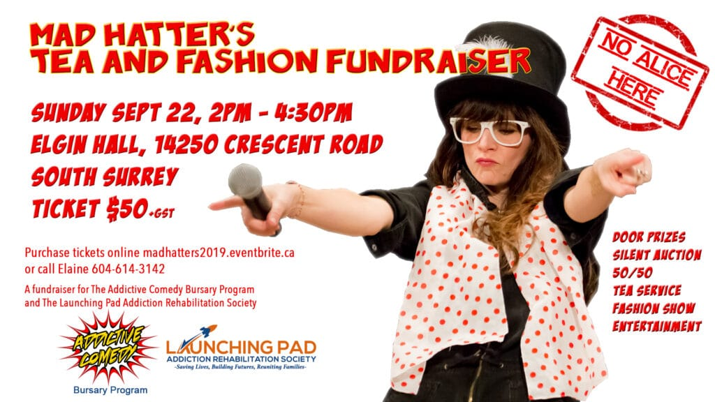 Madhatters Tea and Fashion Fundraiser 2019
