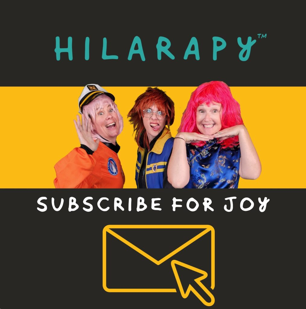 subscribe to hilarapy